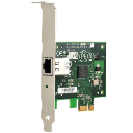 AT-2912T-901 Сетевая карта Secure, PCI-e (x1) Copper 10/100/1000T Adapter, includes both standard and low profile brackets; single pack