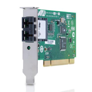 AT-2701FXa/SC-001 Сетевая карта 32 bit 100Mbps Fast Ethernet Fiber Adapter Card; SC connector; includes both standard and low profile brackets; Single pack