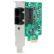 AT-2711FX/MT-901 Сетевая карта 100Mbps Fast Ethernet PCI-Express Fiber Adapter Card; MT connector, includes both standard and low profile brackets, Single pack