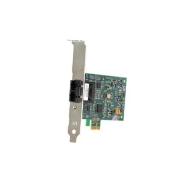 AT-2711FX/SC-001 Сетевая карта 100Mbps Fast Ethernet PCI-Express Fiber Adapter Card; SC connector, includes both standard and low profile brackets, Single pack