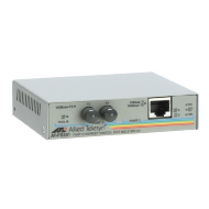 AT-FS201-60 Медиаконвертер 10/100TX (RJ-45) to 100FX (ST) 2 port unmanaged switch