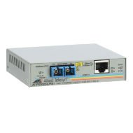 AT-FS202-60 Медиаконвертер 10/100TX (RJ-45) to 100FX (SC) 2 port unmanaged switch