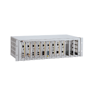 AT-MCR12 Шасси 12 slot media converter rackmount chassis with redundant power option
